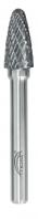 Frezy z węglików spiekanych MOST kształt F